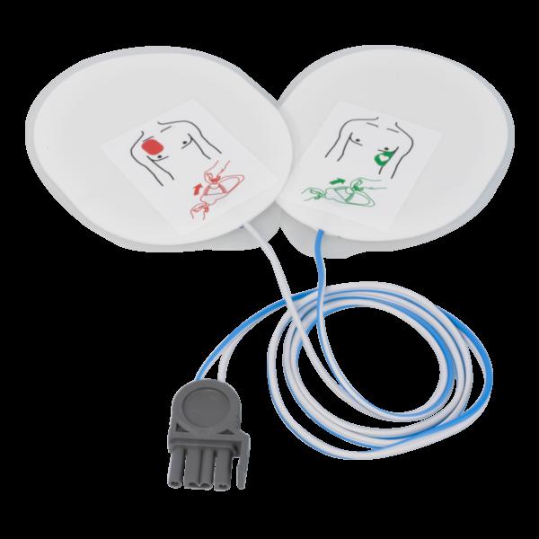 Electrodos Desfibrilación Adultos